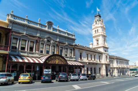 Victoria's top tourism towns revealed