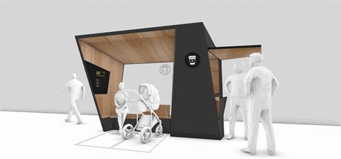 Smart bus shelter winner chosen