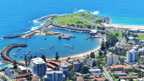 Smart bin trial launches in Wollongong