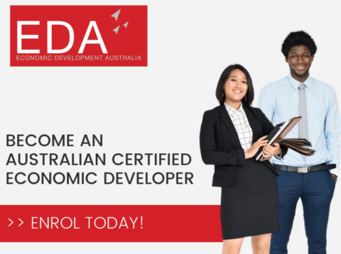 New economic development training program launches in Australia