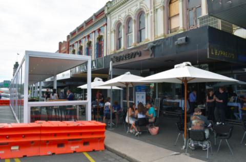 42 Ballarat hospitality businesses get outdoor dining upgrade