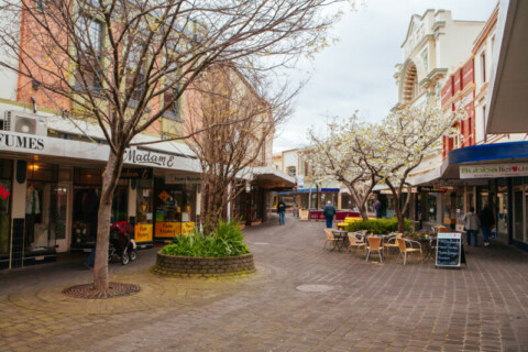 Council redesigning CBD streets following community consultation