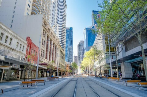 New Sydney boulevard for COVID-safe practices