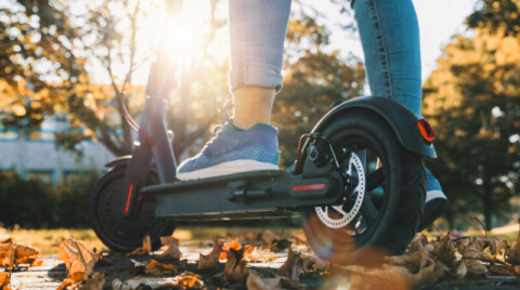 Council welcomes e-scooter trial