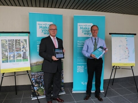 QLD transport improvement report progresses to State Government