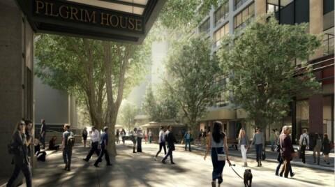 Major public domain plans to rejuvenate Sydney CBD
