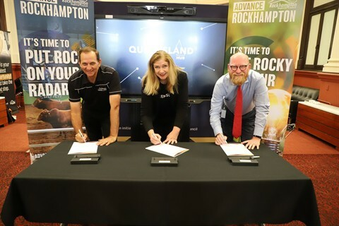 QLD AI Hub and Rockhampton Council join forces