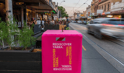 Yarra Council makes outdoor dining program permanent