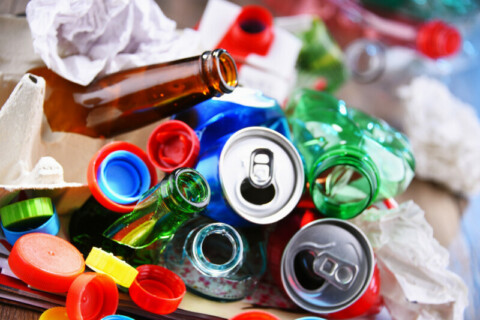 AI recyclable waste project for QLD Indigenous council