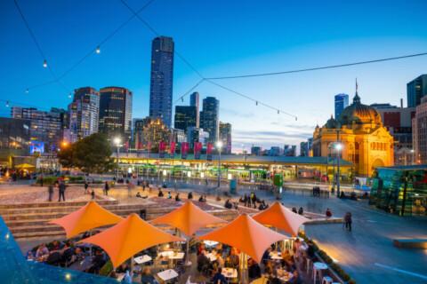 Melbourne CBD reactivated with $1.8m grants program