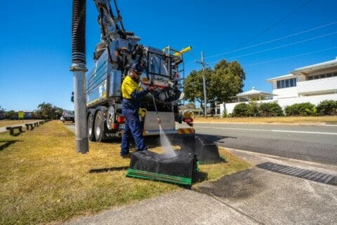 Stormwater devices keeping Moreton Bay clean